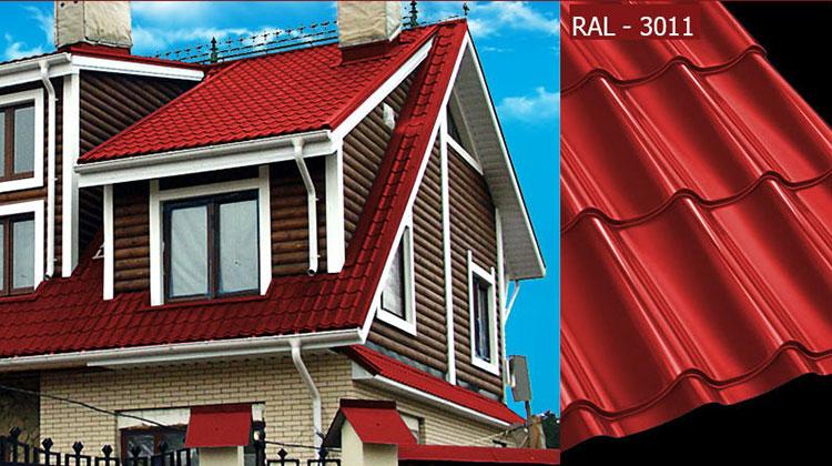 красная крыша монтеррей