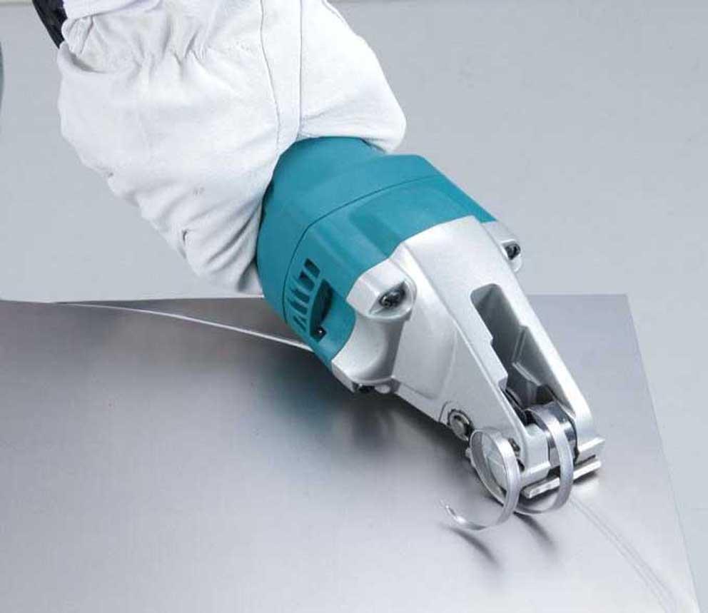 шлицевые электрические ножницы