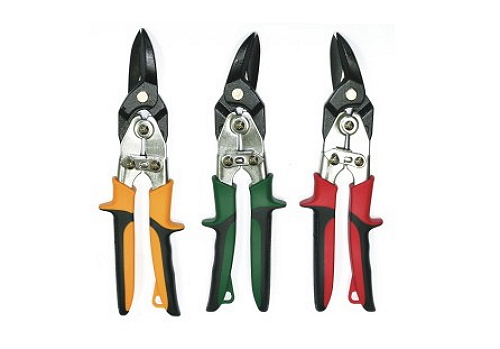 механические ножницы по металлу