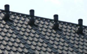 Аэратор на крыше