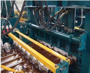 Производство покрытия